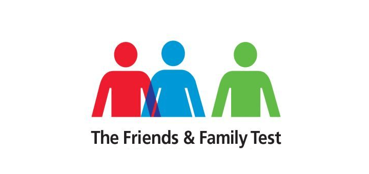 friends and family programma NHS