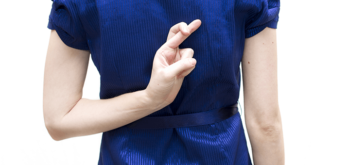 Edith Schippers: fingers crossed?
