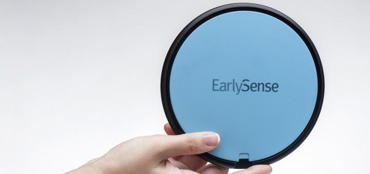 EarlySense draadloze sensor voor thuis Welness sensor IBM