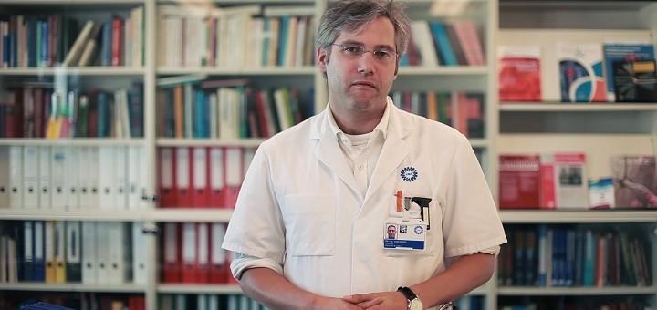 Folkert Asselbergs, cardioloog in het UMC Utrecht