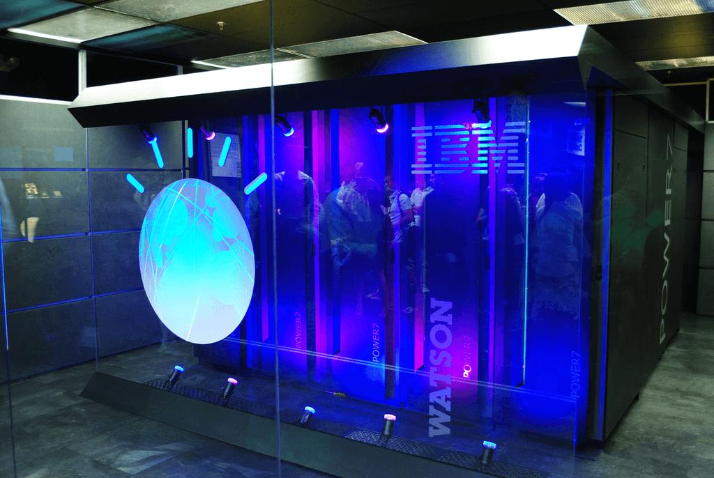 IBM Watson (foto: Wikipedia)IBM Watson (foto: Wikipedia)