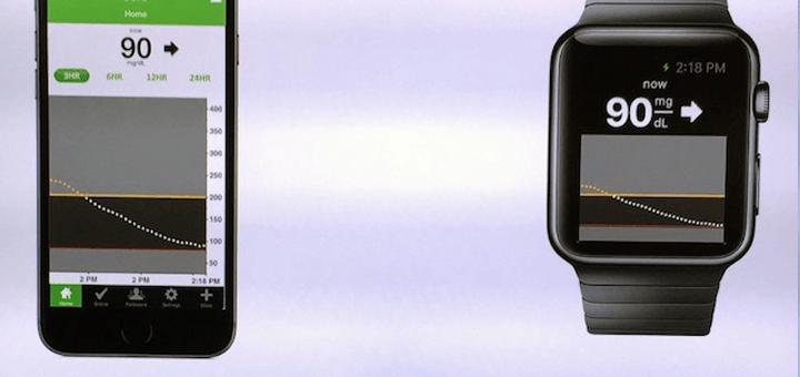 Dexcom: Glucosewaarden op de Apple Watch