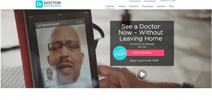 Doctor on Demand: mede-opgericht door Dr. Phil