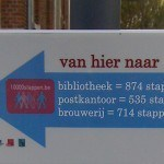 Hoegaarden: 714 stappen naar de brouwerij