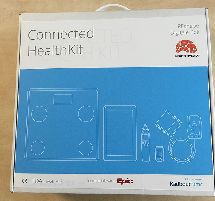 REshape connected kit