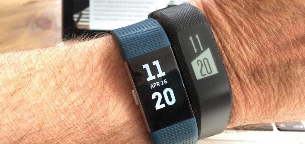 Activity trackers als die van Fitbit en Garmin: steeds meer functies