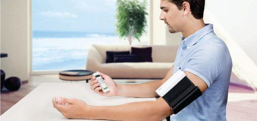 Qardio bloeddruk meten