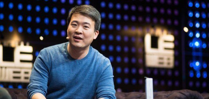 Fitbit CEO en co-founder James Park