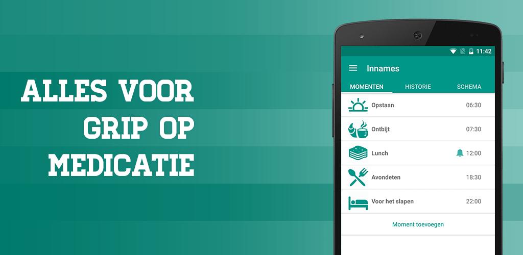 MedApp medicatie app