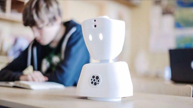 AV1 robot kinderen