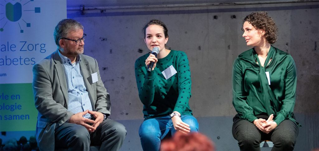 Roche Symposium Digitale Zorg & Diabetes