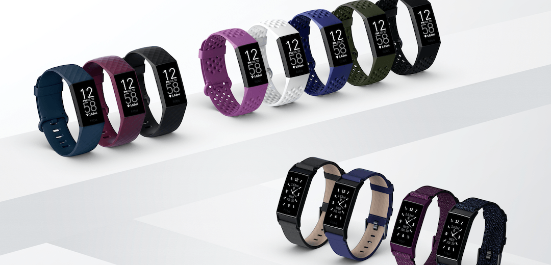 Fitbit Charge 4 tracker