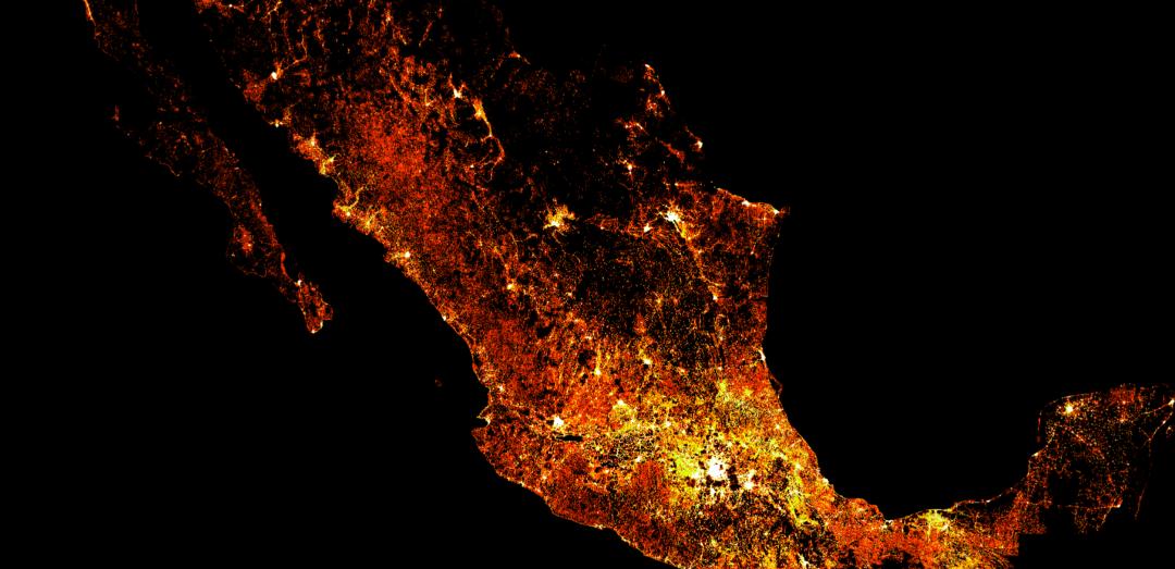 Zestigplussers in Mexico in kaart
