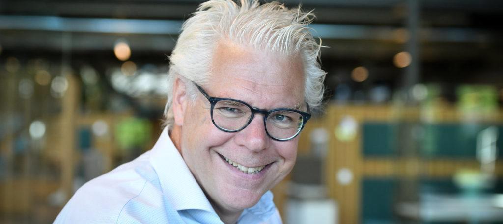 Michel van Putten, Universiteit Twente (©foto: Eric Brinkhorst)