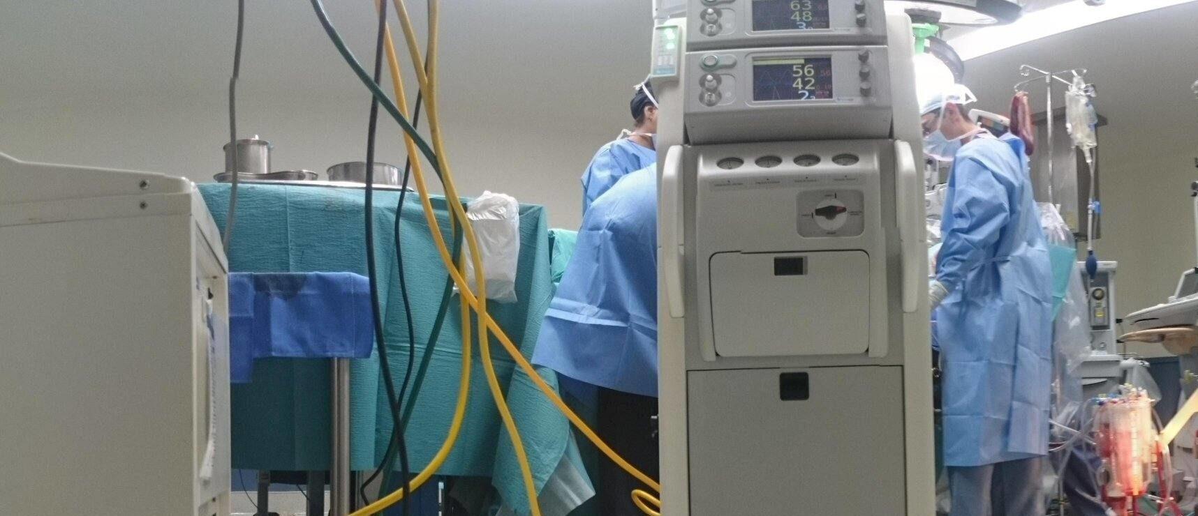 ziekenhuis monitor OK (foto credit: Natanael Melchor via Unsplash)
