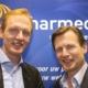Directeur-eigenaar Gideon Kreytz en apotheker André Blom van Pharmeon