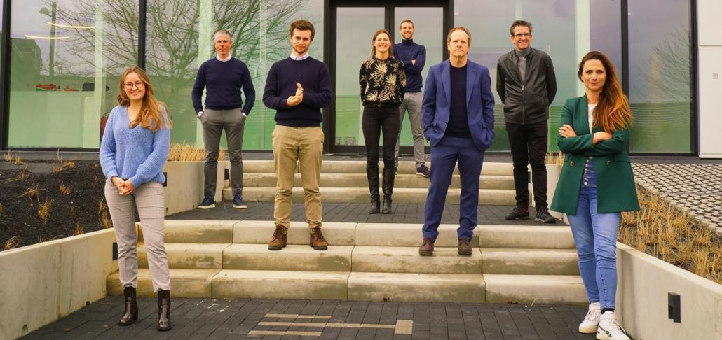 team van eHealth Ventures (Anderlecht)