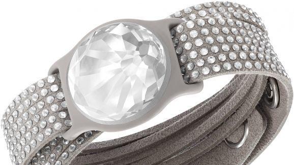 Een kristallen Misfit Shine met een Swarovski bandje