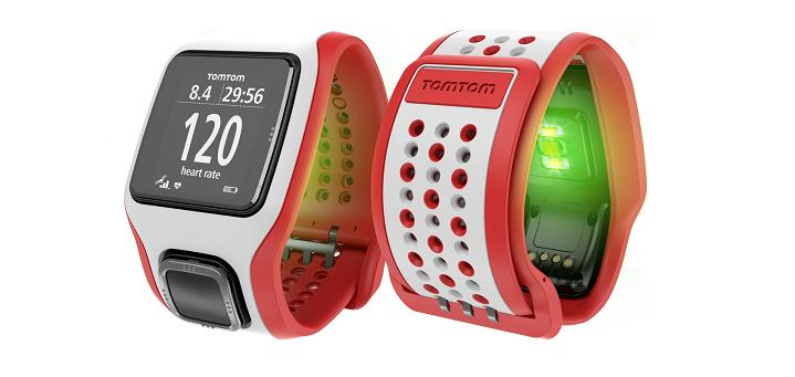 Ook TomTom gebruikt de technologie van Mio om hartslag te meten