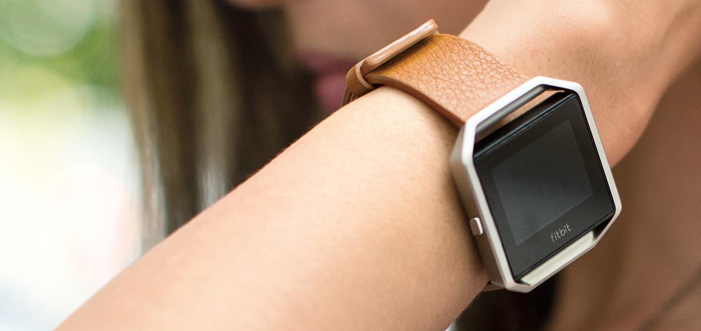 Tracker of smartwatch?