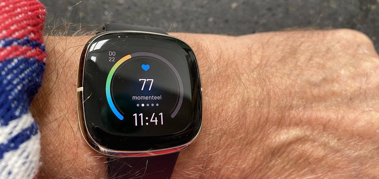 Fitbit Sense review (SmartHealth)