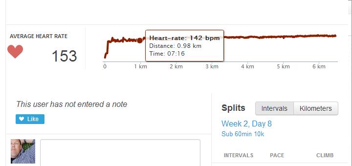 De gegevens van je TomTom (inclusief hartslag) eenvoudig te synchroniseren met bijvoorbeeld RunKeeper