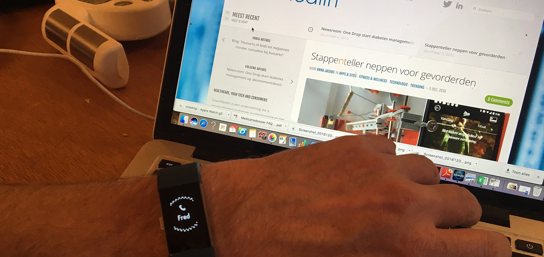 Fitbit en Garmin: uitgebreidere info bij meldingen