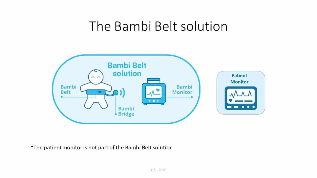 Elements Bambi Belt solution