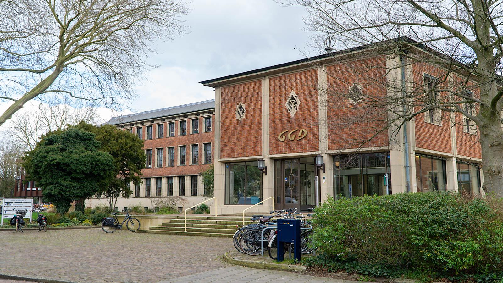 Gebouw GGD IJsselland