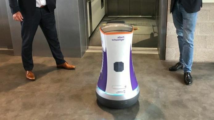 transportrobot robin